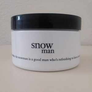 PHILOSOPHY BODY CREAM/SNOWMAN